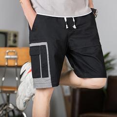 2020新款夏季休闲运动五分工装七分短裤A132-9098-P24