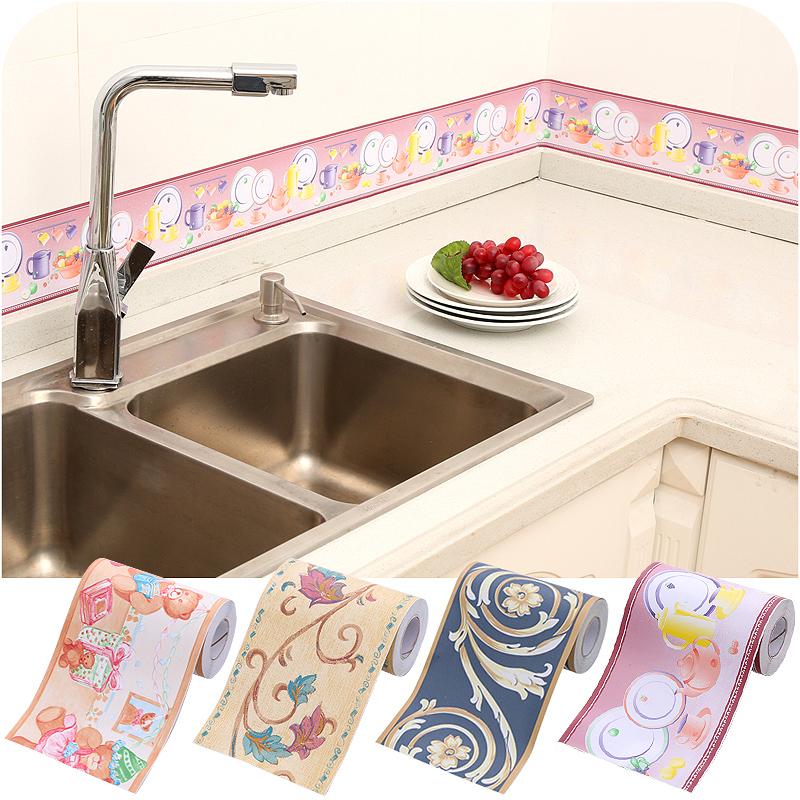 自粘pvc厨房卫生间防水客厅墙贴纸