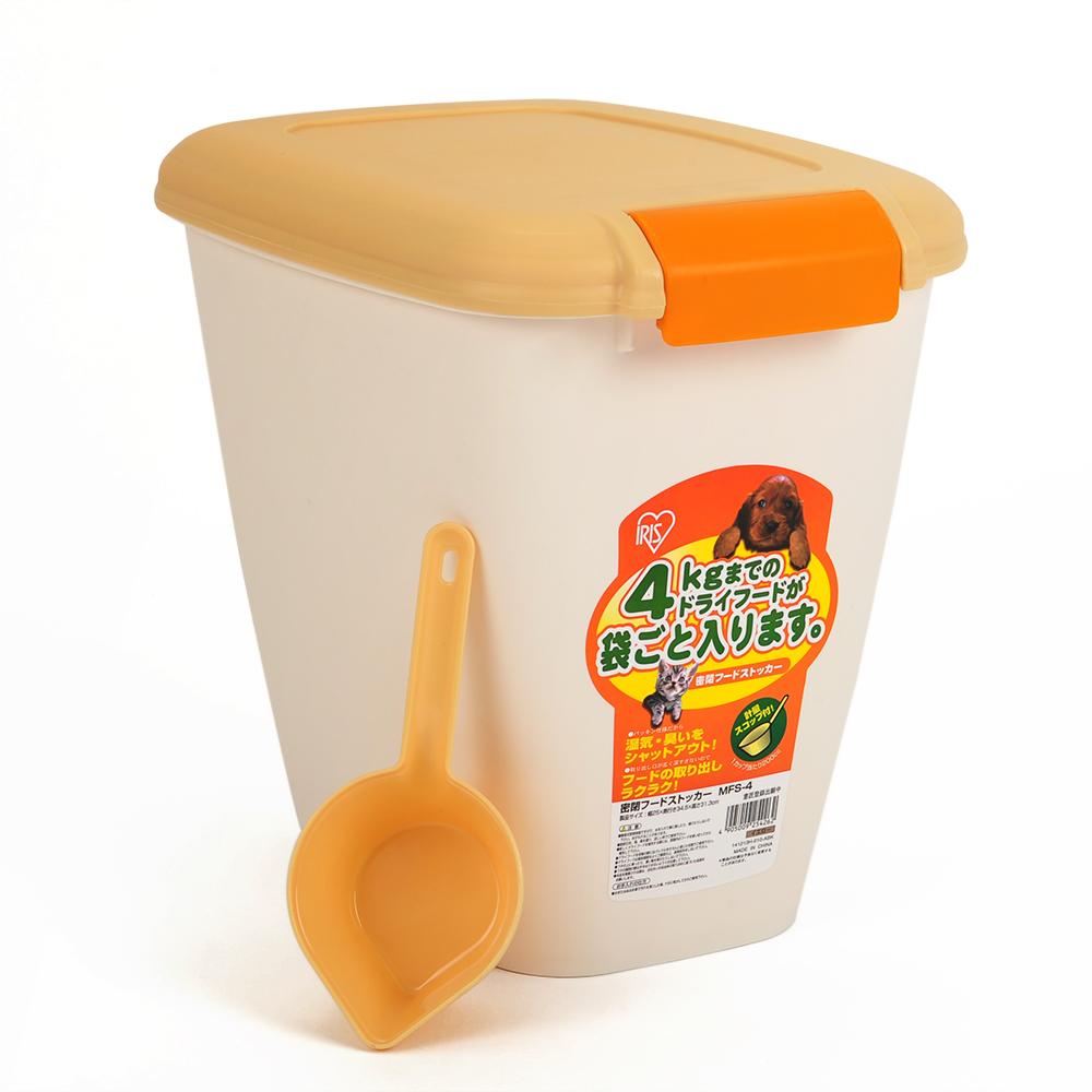 愛麗思狗糧桶密封儲存盒子儲糧罐防潮寵物貓糧食桶保鮮桶儲糧器