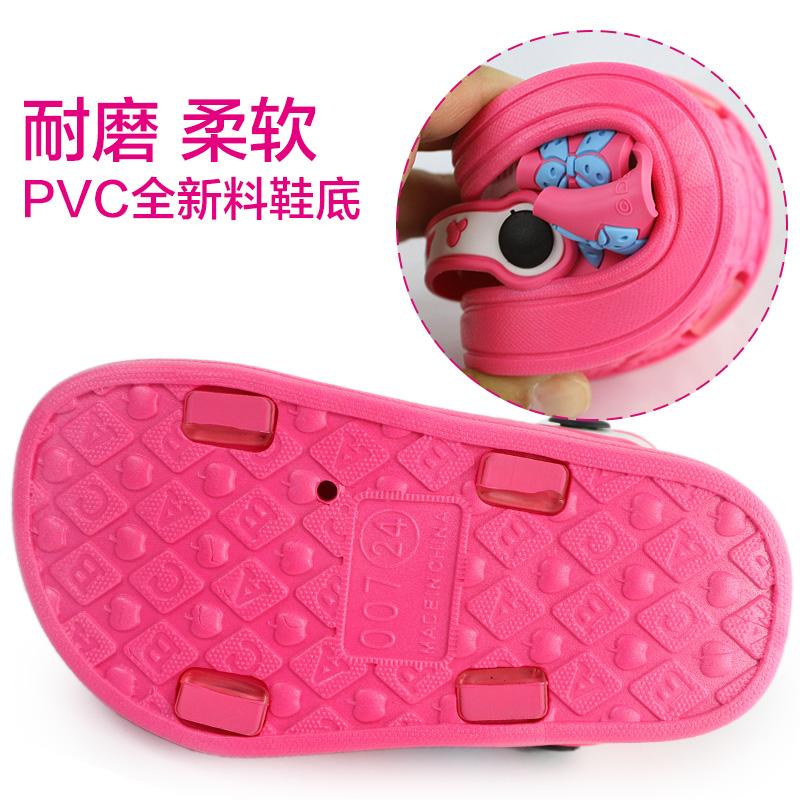 Детей Тапочки оригинальные Disney Шахином мальчиков и девочек обувь детей Детская обувь не скольжения Тапочки от Kupinatao