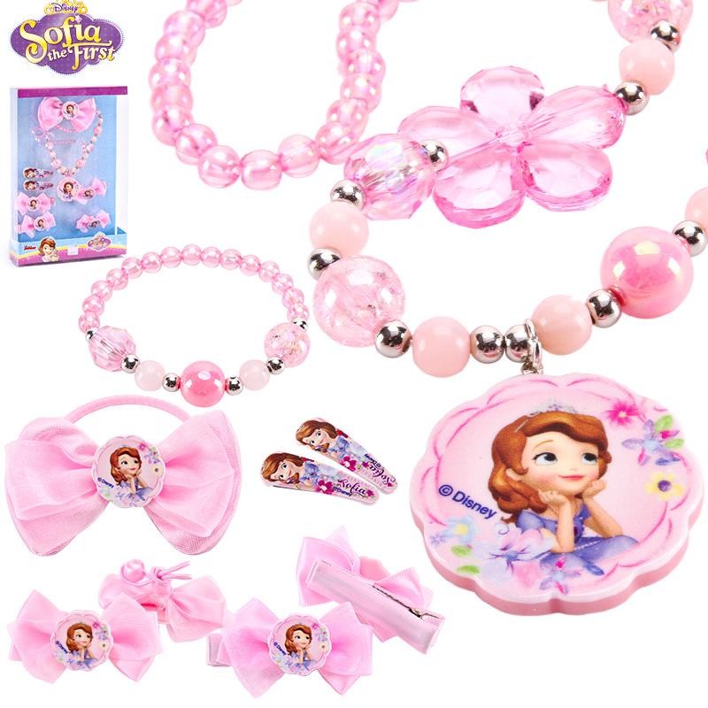 迪士尼公主發夾寶寶頭飾