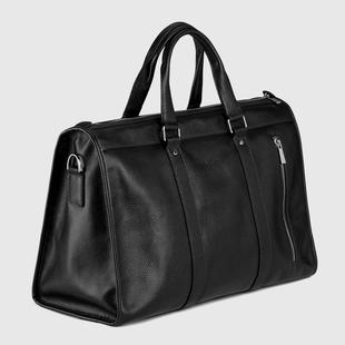 真皮旅行包男大容量纯牛皮斜挎包商务短途手提行李包便携出差背包