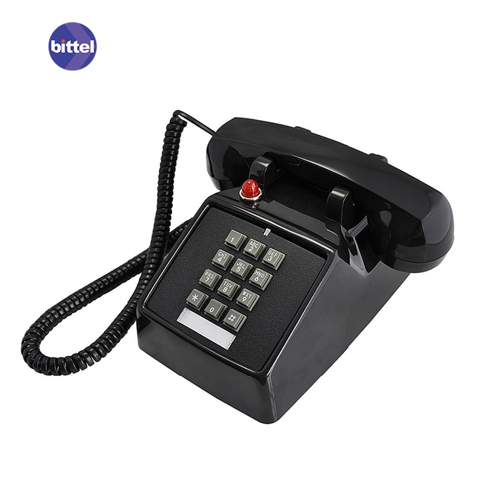 ビット旧式のボタン式電話機は、古い電話機のレトロな電話機の電話機の骨董的な電話機をまねています。