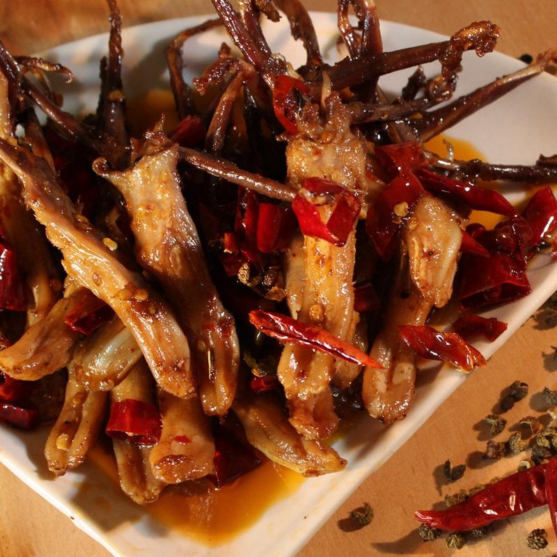 川味厨神冷吃系列辣条零食网红小吃麻辣鸭舌湖南四川特产重庆儿时