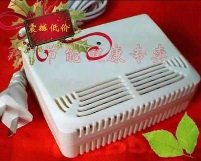 家用8头带智能时间控制的负离子发生器 氧吧 空气净化器 提神醒脑