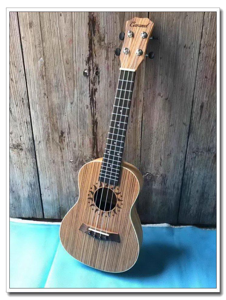 美版Caramel 尤克里里吉他 意大利Aquila弦线小吉他