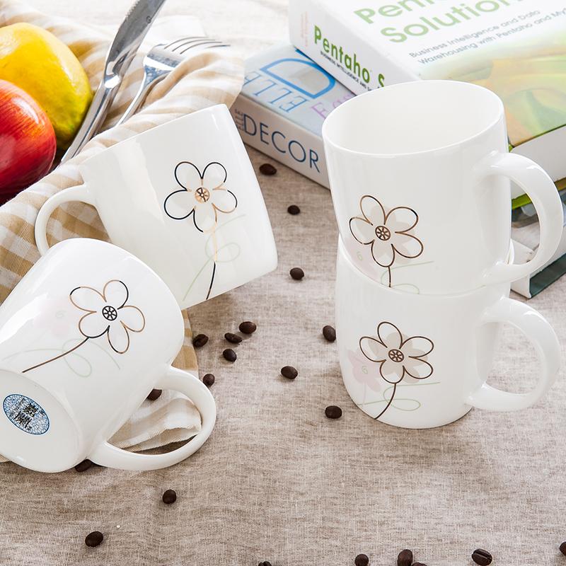 可微波炉专用杯子热奶杯喝牛奶杯可加热水杯家用喝奶粉的杯子成人