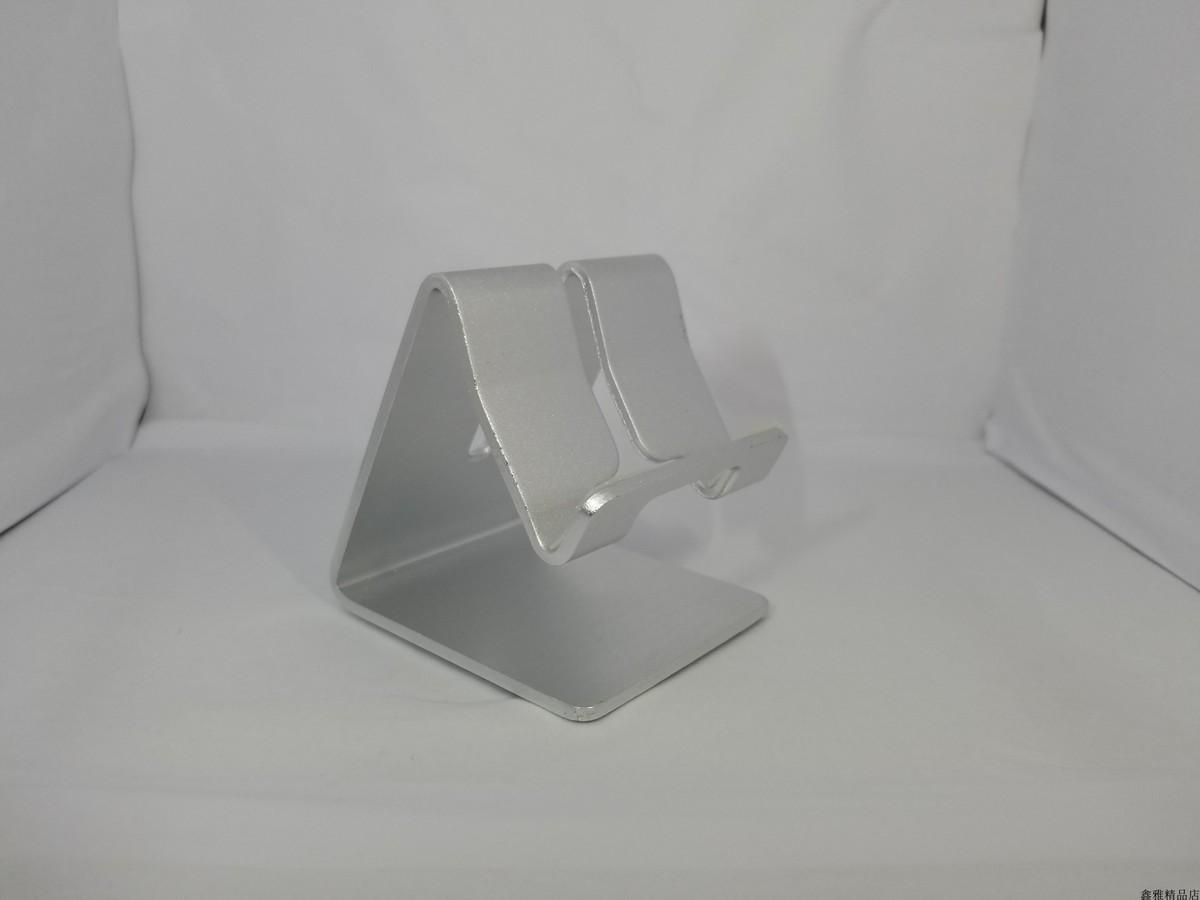 热卖铝合金桌面懒人手机支架通用耐用轻巧直播平板手机懒人支架