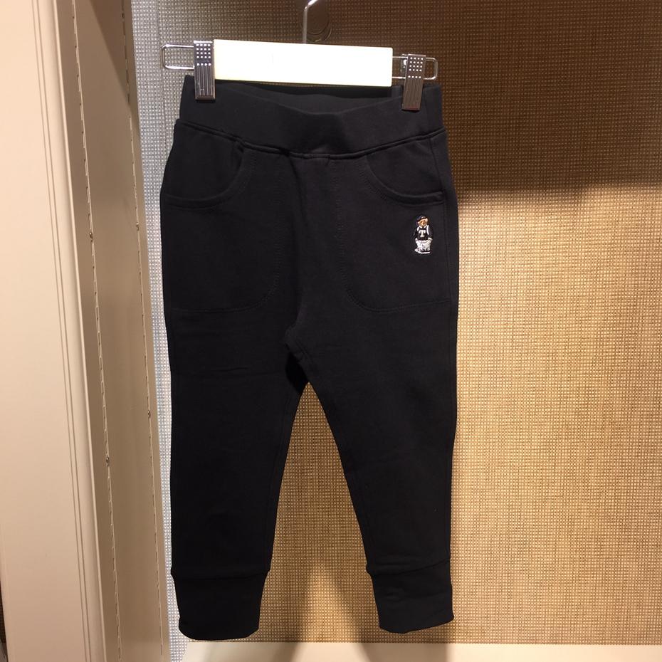 速发【国内专柜代购】Teenie Weenie18秋男童裤子TM83801A