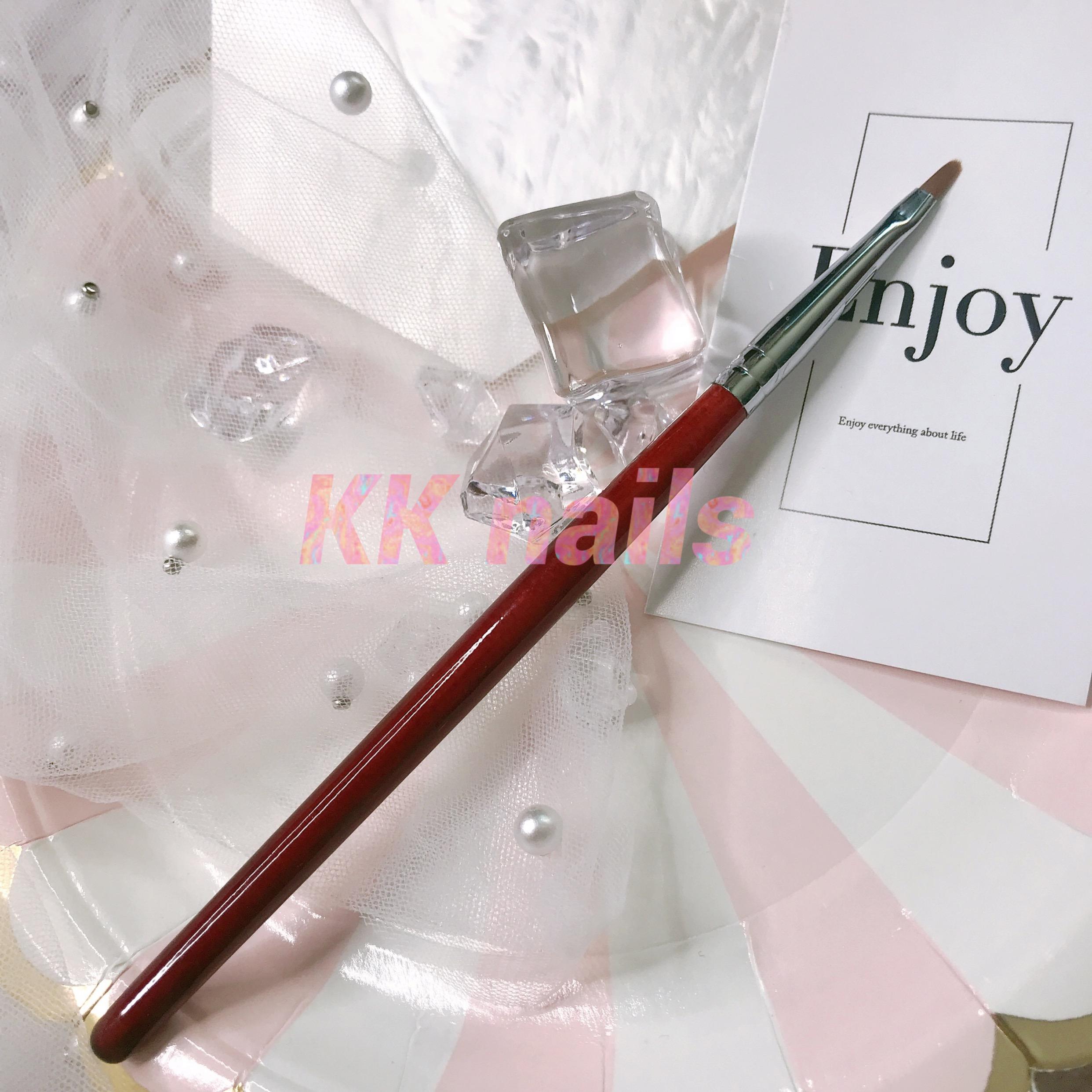 【KK美甲】万能彩绘笔小雏菊小圆头套装全套专业绘画日本花瓣单只