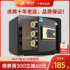 Tiger brand safe household small safe all-steel anti-theft can be hidden into the wall fixed bedside cabinet folder ten thousand boxes of fingerprint electronic safe deposit box 25cm 30cm 45cm delivery upstairs