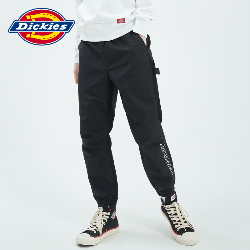 Shopping Mall with DickiesLogo Print Board Pants Men's New Tide Leisure Pants 8065