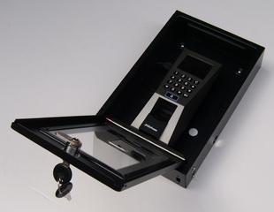 中控门禁机F18护罩 保护盒 防护防盗盒 保护壳 F18门禁机保护盒