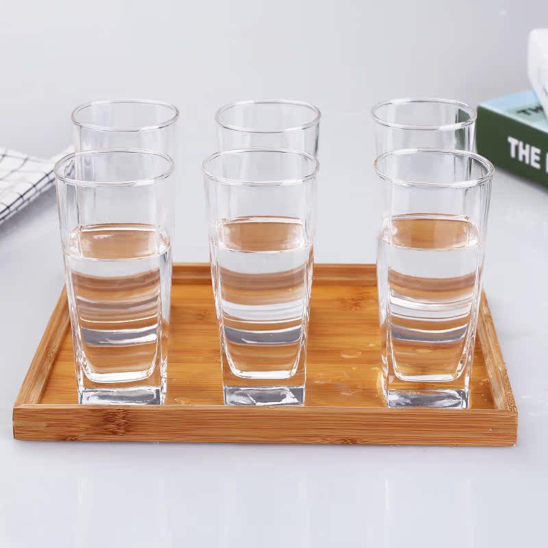 竹製托盤防水可擦洗可放一壺6杯瀝水盤竹子