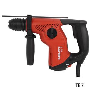 喜利得电锤TE7-C工业级电锤电镐凿破多功能电钻冲击钻hiltiTE 7