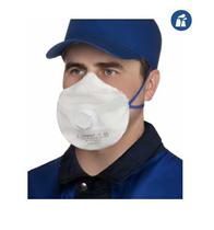 乌克兰欧盟标准FFP2头戴款带阀门独立包装n95霾防雾国内现货P1P3