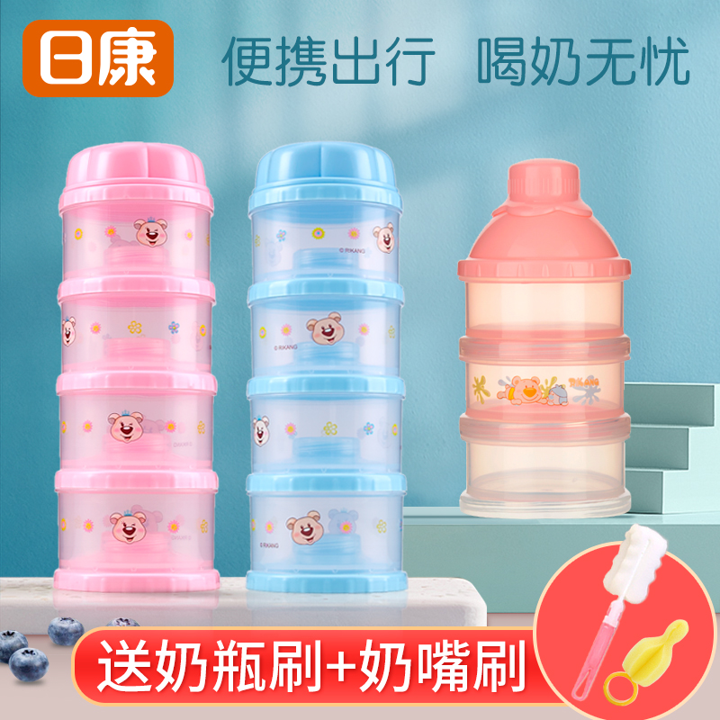 Контейнеры для хранения сухого молока Артикул 43680350118
