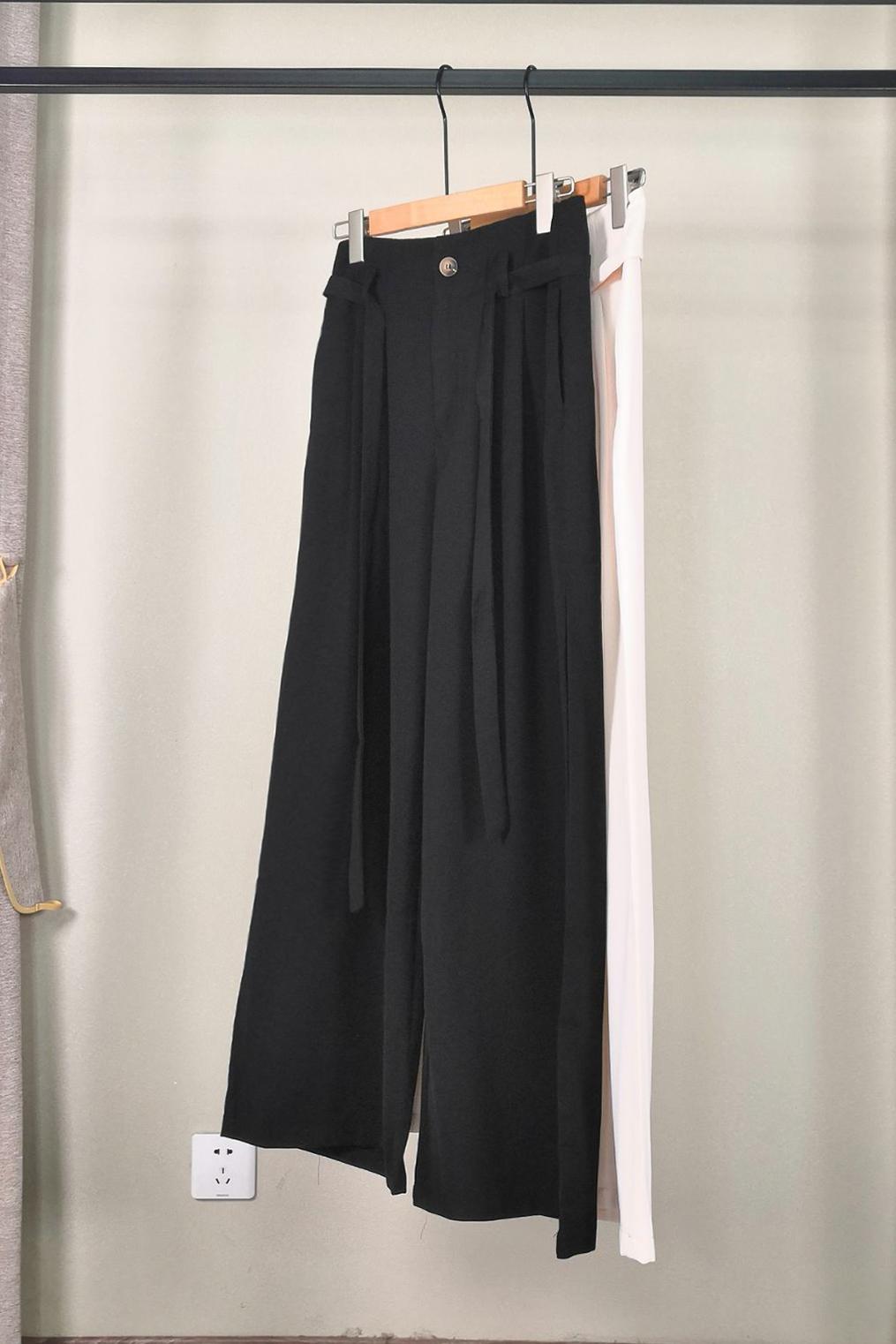 X3色直筒阔腿裤K198-14R00036