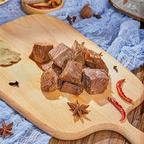 健身低脂牛肉即食五香牛肉熟食牛肉类小零食薄荷健康