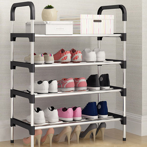 鞋架多层简易家用组装门口鞋柜简约现代门厅柜经济型宿舍防尘架子