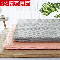 南方寝饰全棉床垫1.8m床褥子1.5m榻榻米垫被双人保护垫子单人1.2