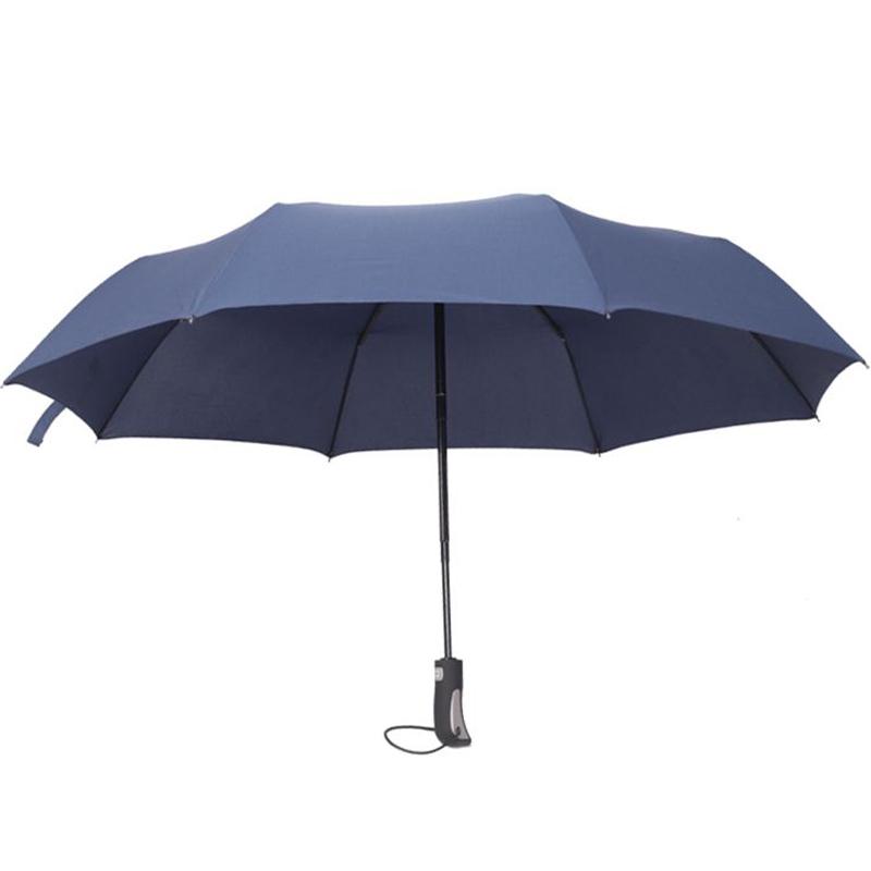 包邮QIUTONG男女全自动伞自开自收伞商务伞广告伞折叠晴雨伞创意