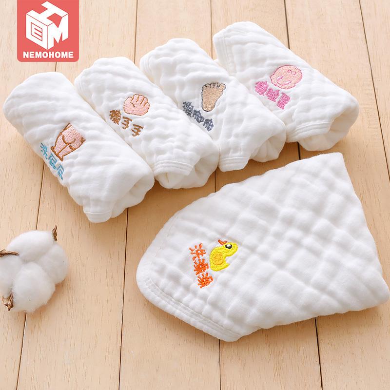 纱布宝宝洗脸新生儿童用品口水巾评价好不好