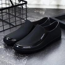 防水雨鞋男潮流套鞋户外钓鱼胶鞋涉水鞋洗车水鞋雨靴沙滩洞洞凉鞋