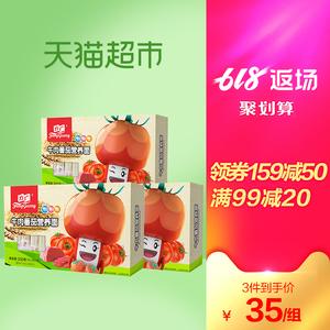 领15元券购买方广辅食牛肉番茄300g*3营养面