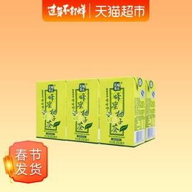 Ten Wow/天喔茶庄蜂蜜柚子茶250ml*6果味茶饮料量贩礼盒图片