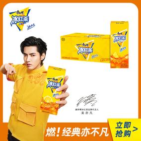 康师傅柠檬味250ml*24盒冰红茶