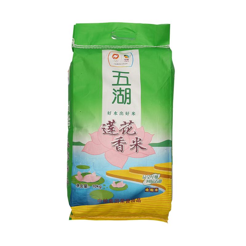 五湖莲花香米 10kg/袋
