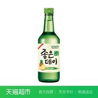 韩国进口 好天好饮菠萝味果味烧酒清酒配制酒 13.5%VOL 360ml