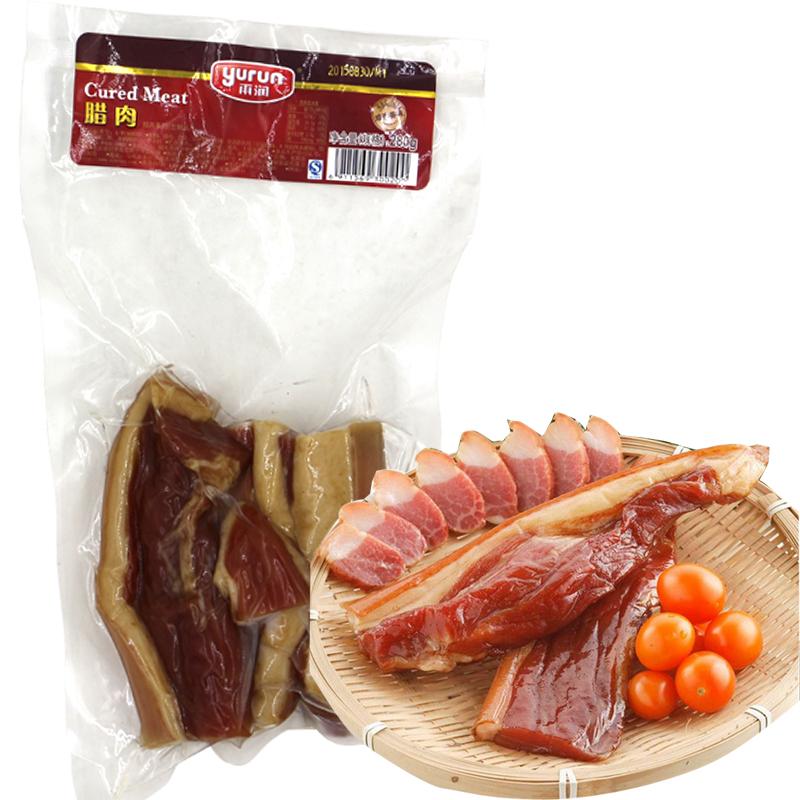 ~天貓超市~雨潤 臘肉280g   豬肉  熏肉  生製品