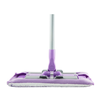 Jie Flat MOP clamp Floor Drag rotation mop household free hand wash artifact drag dust push dry and wet dual use