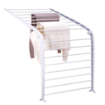 Overflow color annual folding radiator drying rack floor mobile baseboard heater towel drying rack indoor