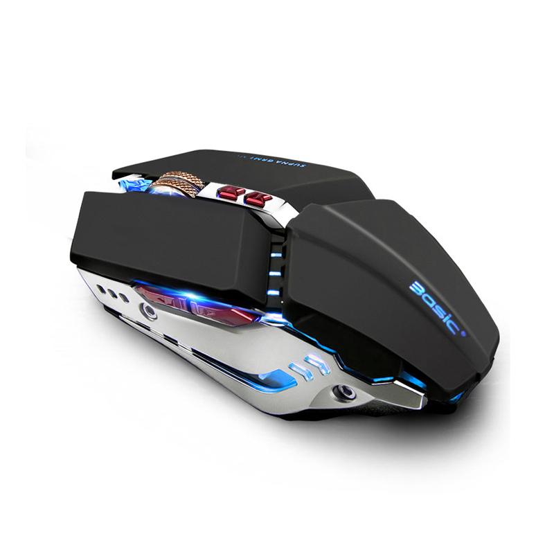无线鼠标可充电无声静音无限男女专用家用办公台式游戏电竞机械lol笔记本电脑通用苹果三星联想华硕惠普小米