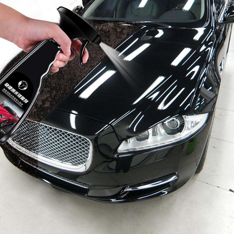 汽车镀晶液体玻璃纳米水晶镀金正品车漆度镀晶封釉漆面喷雾镀膜剂