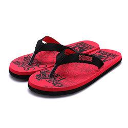 卡通可爱海贼王人字拖男女鞋班尼路外穿休闲学生潮海边沙滩凉拖鞋