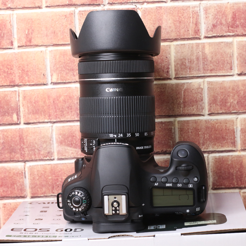 Canon/佳能EOS 60D单反相机 中端单反 70D 80D 90D 入门