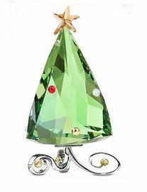 代购 冬季圣诞节树施华洛世奇水晶Figurie  1090188摆件图片