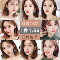 韩国气质网红圆脸耳环新款潮长款夸张耳钉高级感流苏大耳饰品2019