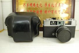 鳳凰 205 135膠卷機械旁軸相機 帶 50mm F2.8 鏡頭 膠片機 收藏圖片