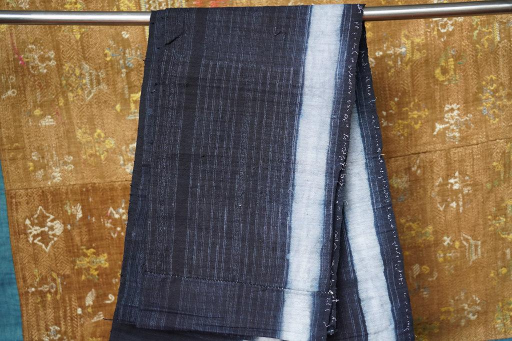 Воск краситель handwoven ткань старый мешковина долго 7.3 метр ширина 30cm wl-1186