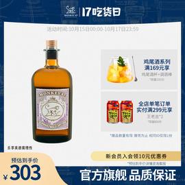 【特调】Monkey47 德国原瓶进口GIN猴王47黑森林干金酒洋酒500ml图片