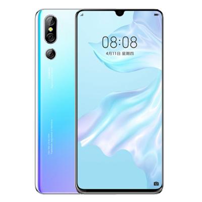 欧加2019-S23超薄大屏6.4英寸全面水滴屏双卡双待全网通智能手机