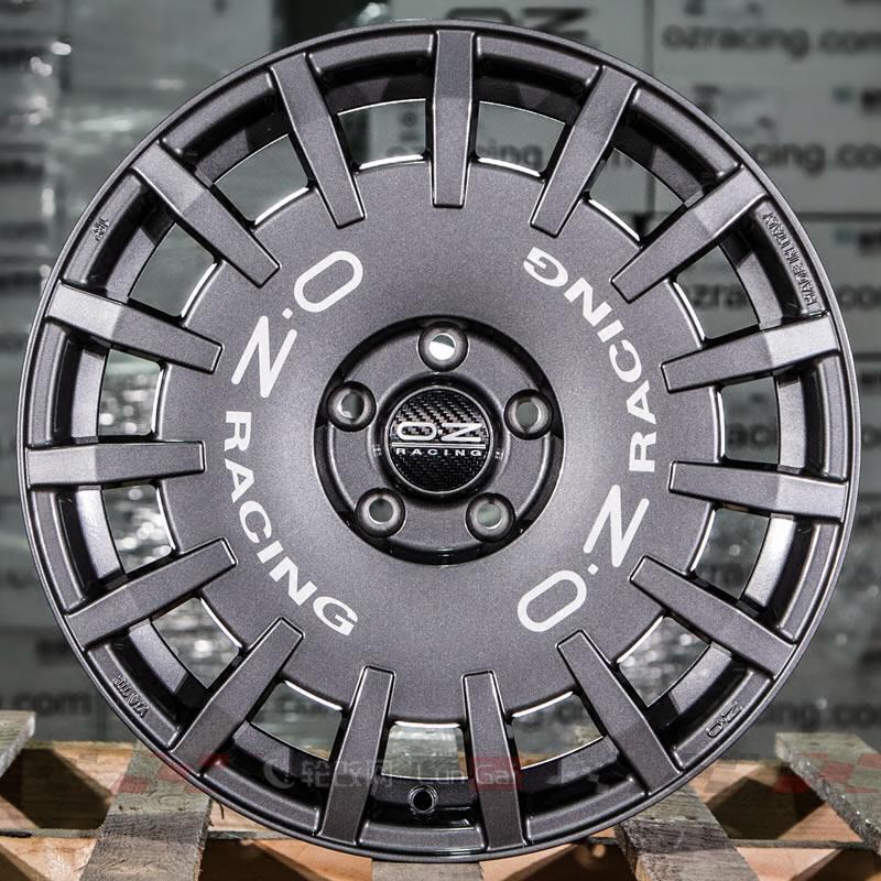 OZ Rally Racing 黑 奔驰 A180 A200 B180 B200 18寸改装轮毂