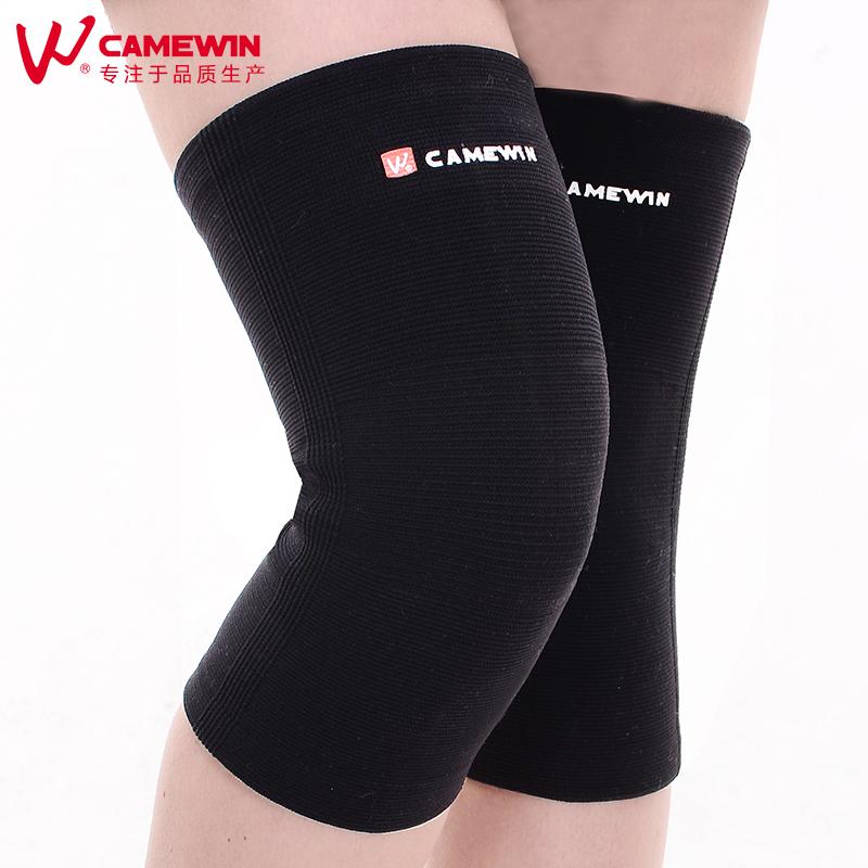 凯威 运动保暖 护膝 男女跑步羽毛球健身登山户外篮球护具薄款