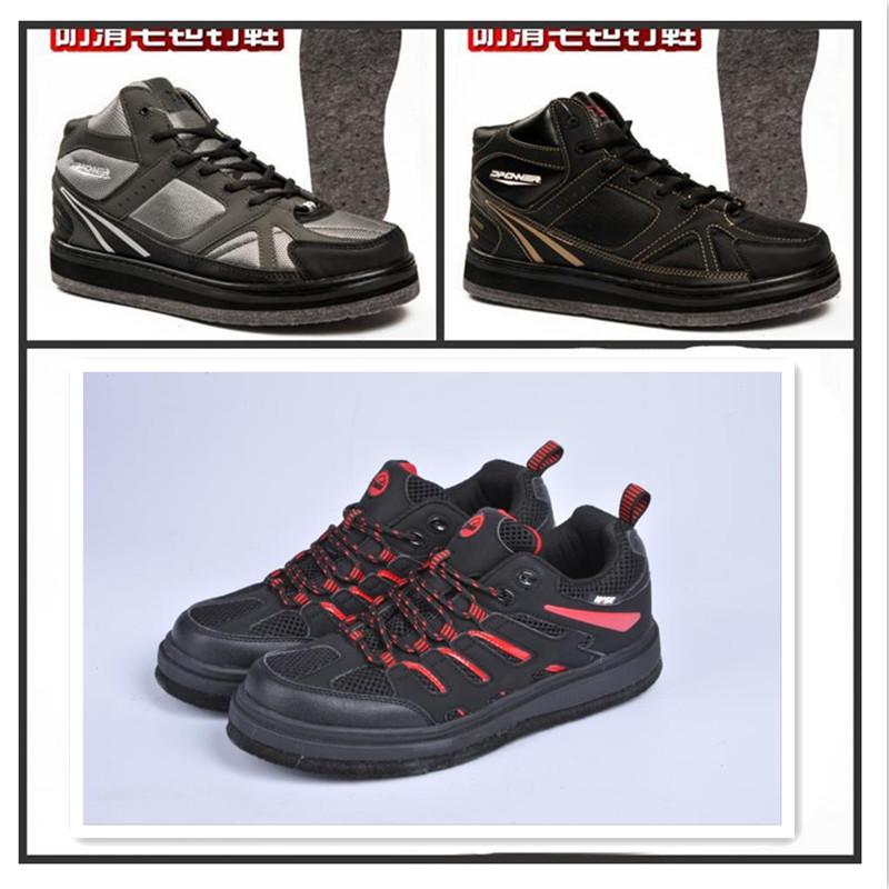 Специальное предложение подлинный KASE торжествующий мысль в короткие трубки мол рыба обувной гвоздь обувной море рыба обувной скольжение Вс ручей войлок конец рыбалка обувной ботинок