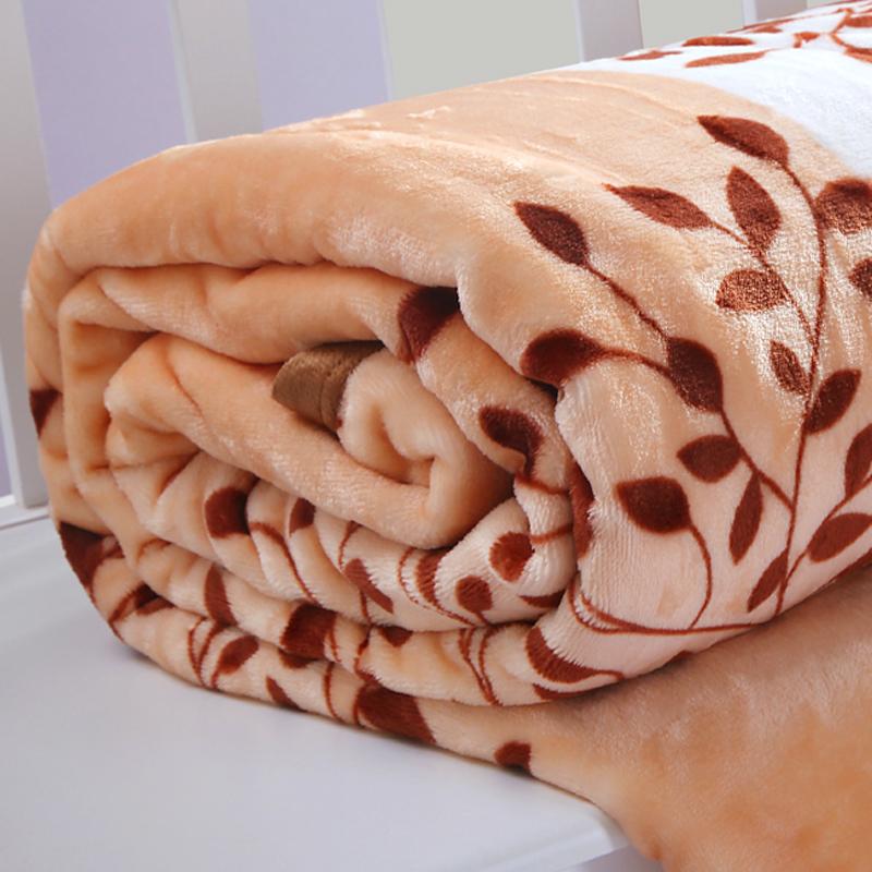 毛毯加厚珊瑚绒毯子学生空调毯毛巾被法莱绒单双人盖毯床单夏凉被